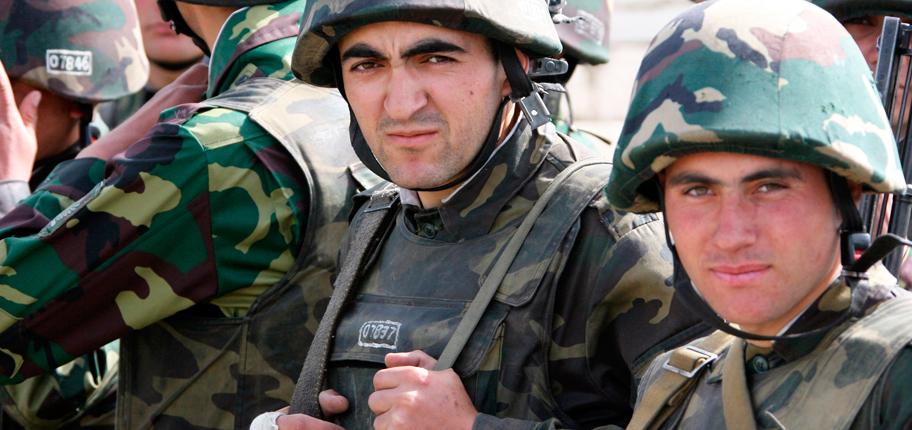 Нагорный Карабах на грани войны