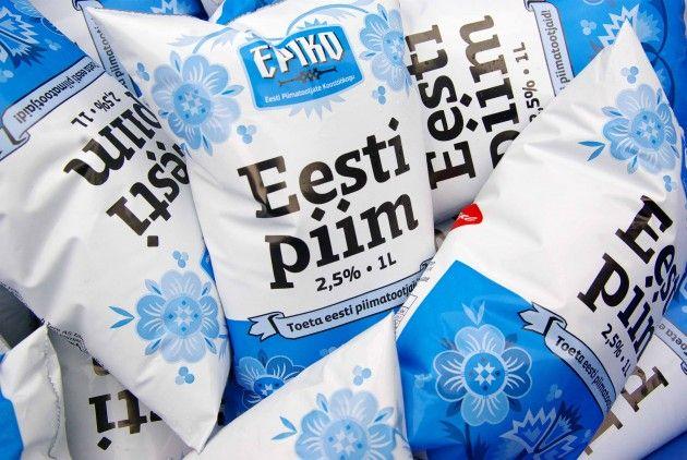Молочные реки Эстонии потекут вспять