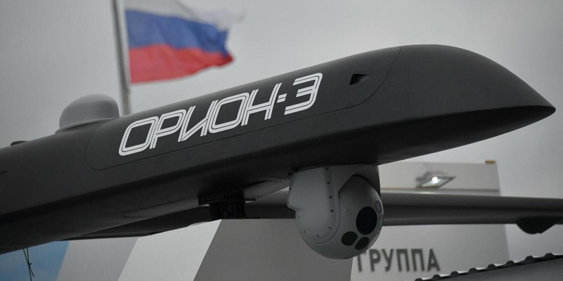 """Российский БПЛА """"Орион"""" впервые запустил управляемые ракеты"""