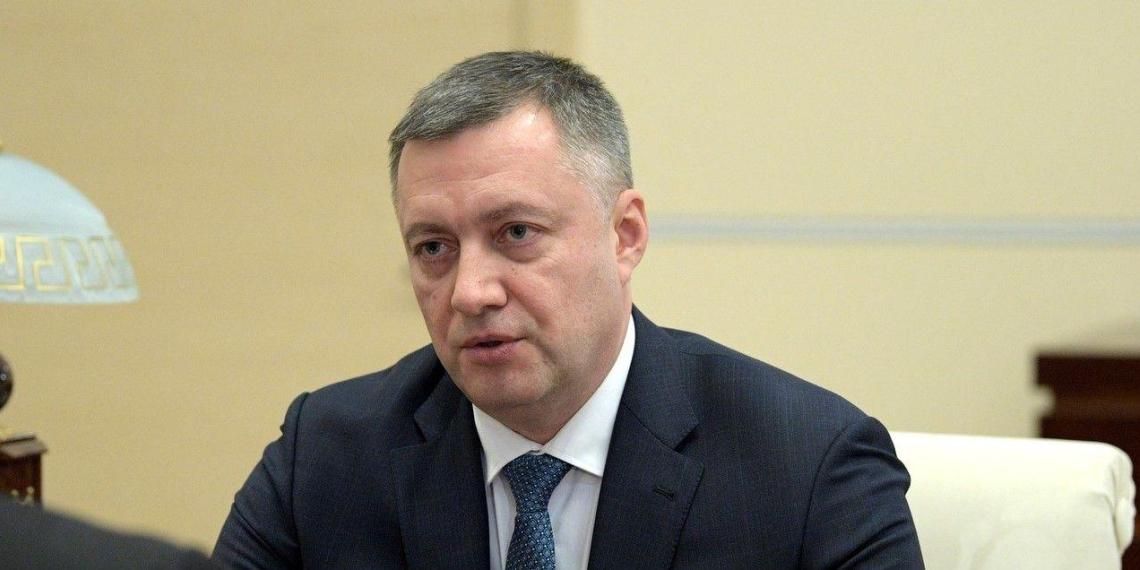 Врио главы Иркутской области отвел своего сына в обыкновенную школу