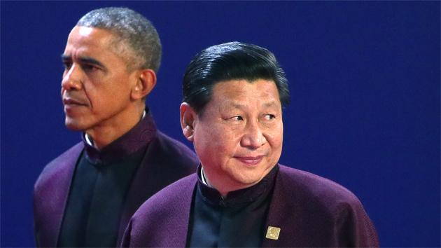Обама обеспокоился угрозой китайского национализма