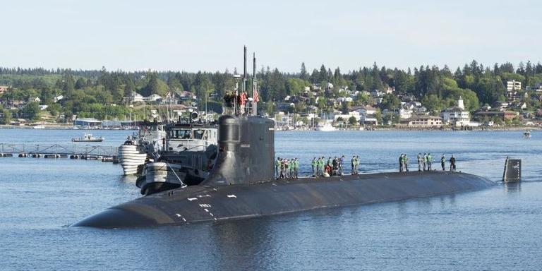 """В США назвали """"грозных противников"""" российского флота в Арктике"""