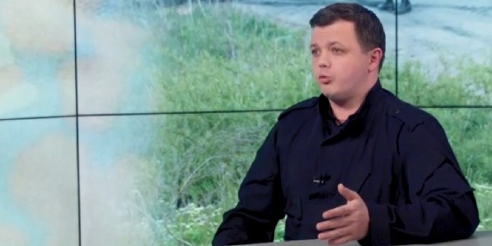 Семенченко заявил, что Янукович был совестливее нынешних властей Украины