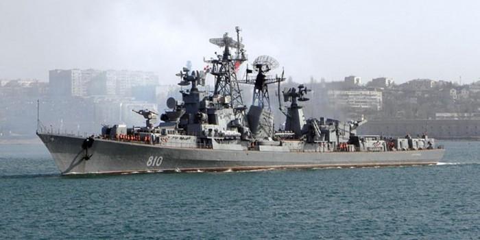 Экипаж СК «Сметливый» применил оружие из-за турецкого судна в Эгейском море