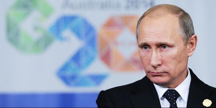 Путин написал статью для Handelsblatt в преддверии G20