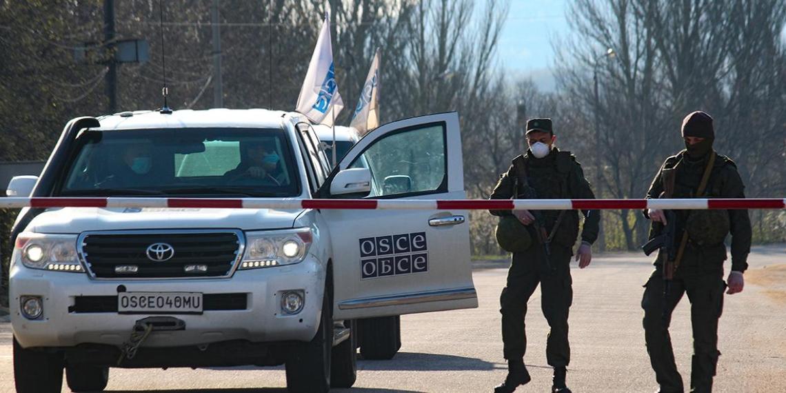 Украина предложила альтернативу Минску для переговоров по Донбассу