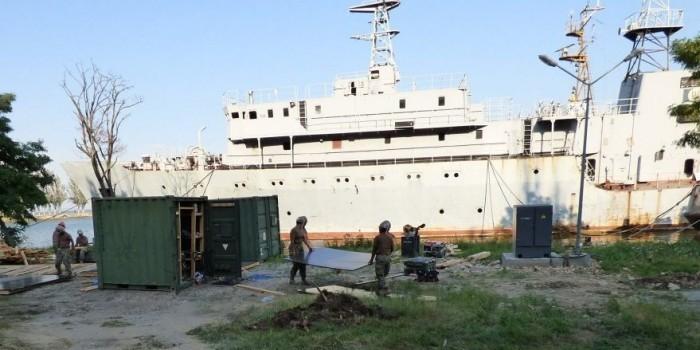 США начали строить оперативный центр ВМС на Украине