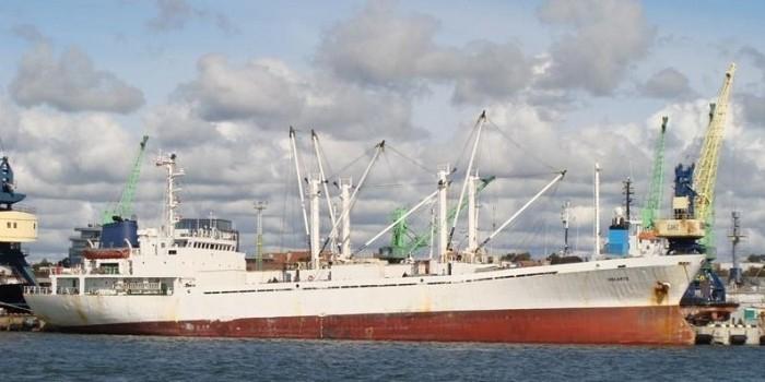 У берегов Нигерии пираты захватили экипаж российского судна