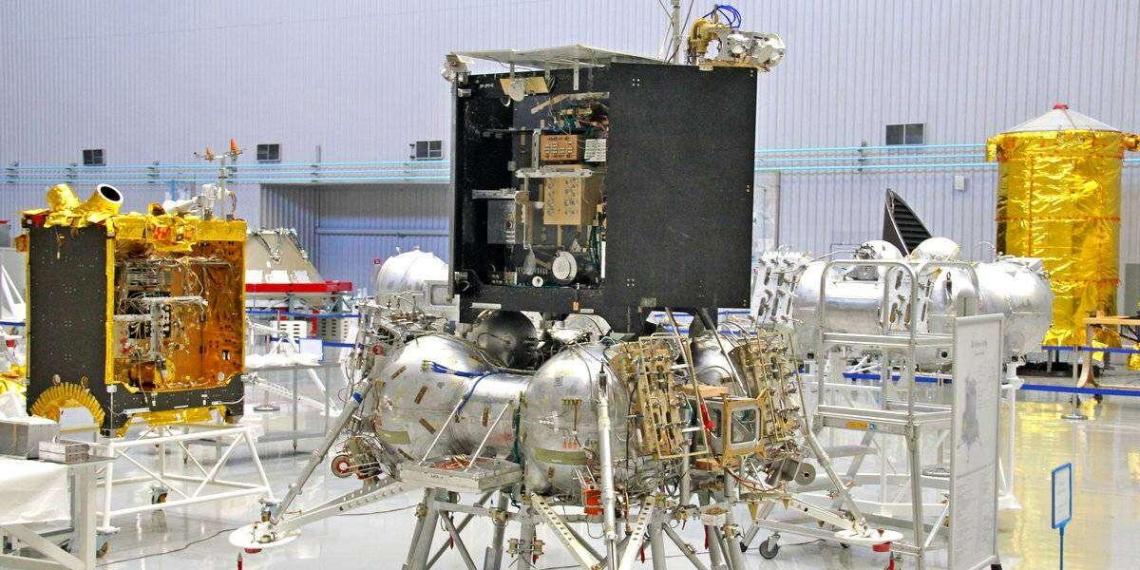 Впервые за 45 лет на Луну полетит отечественный космический аппарат