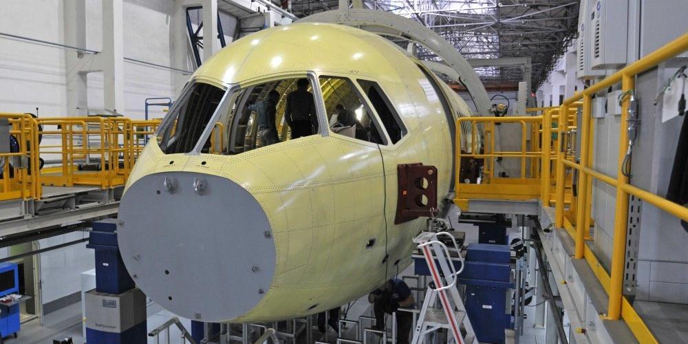 Первый МС-21 передадут заказчику в 2022 году
