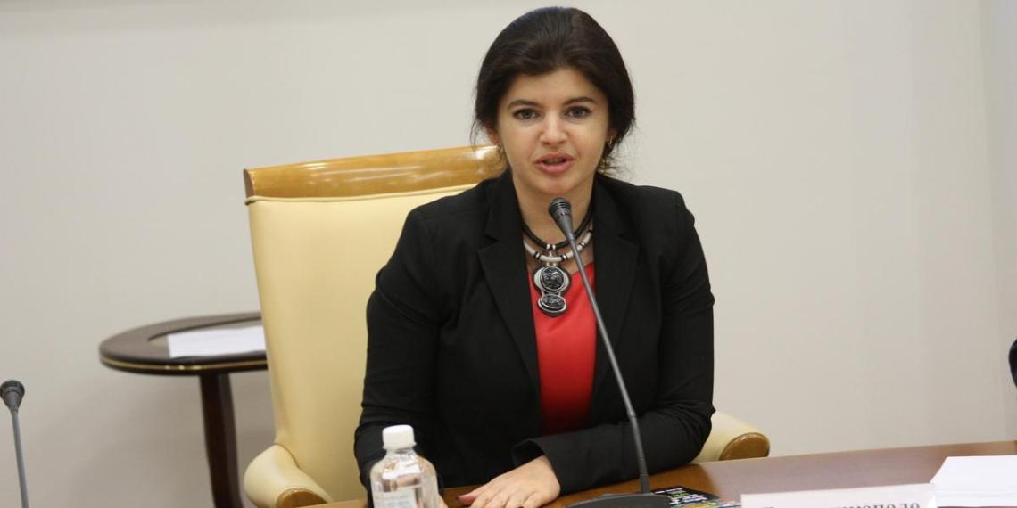 """Лидер Молодежной ассамблеи назвала поправки к Конституции """"защитой истории и культуры своей национальности"""""""