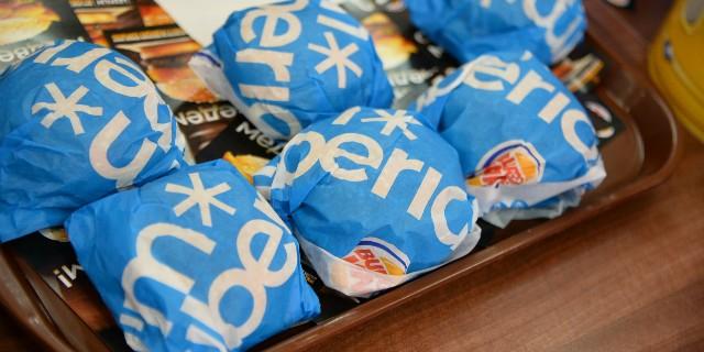 "Фастфуд-ресторан Burger King сделает ""Сибирский бургер"""
