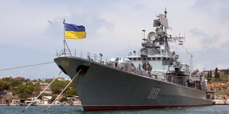Главком ВМС Украины заявил о подготовке к полномасштабному столкновению с Россией за Крым