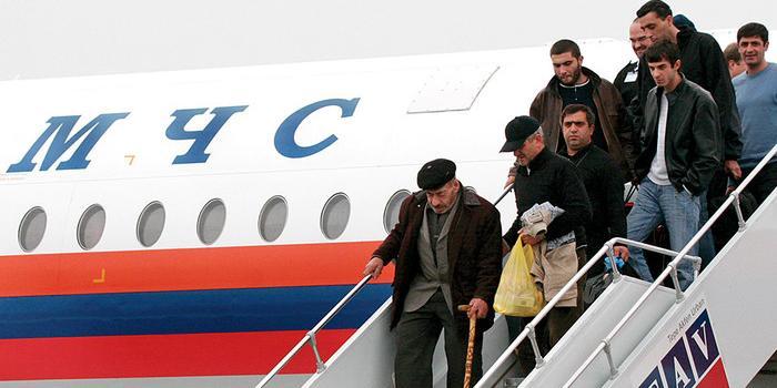 ЕСПЧ оштрафовал Россию на 10 млн евро за депортацию грузин в 2006 году