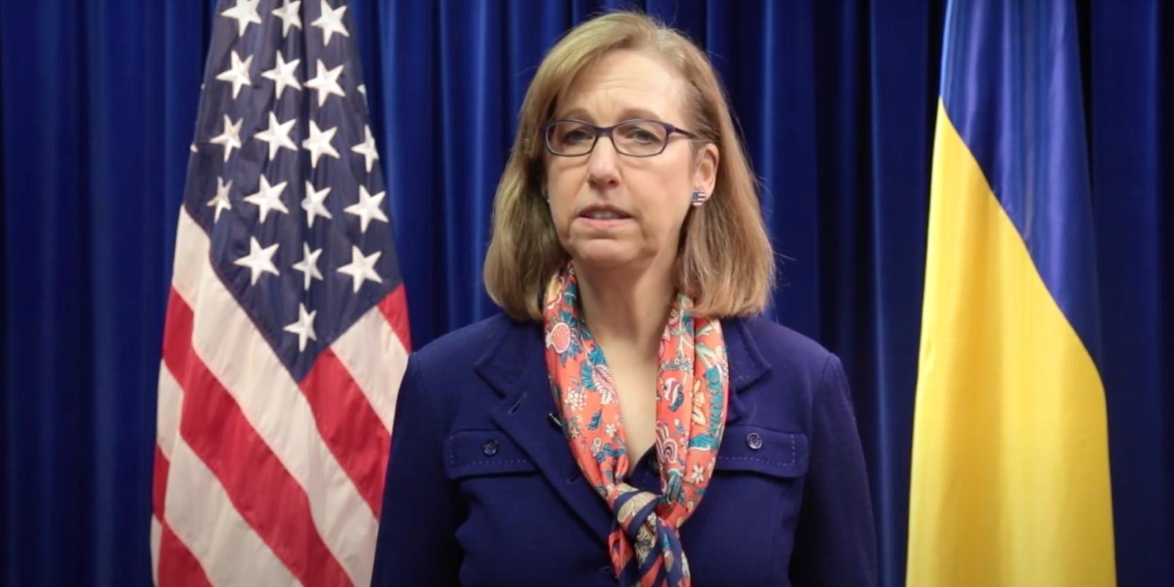 Самой влиятельной женщиной Украины признали посла США