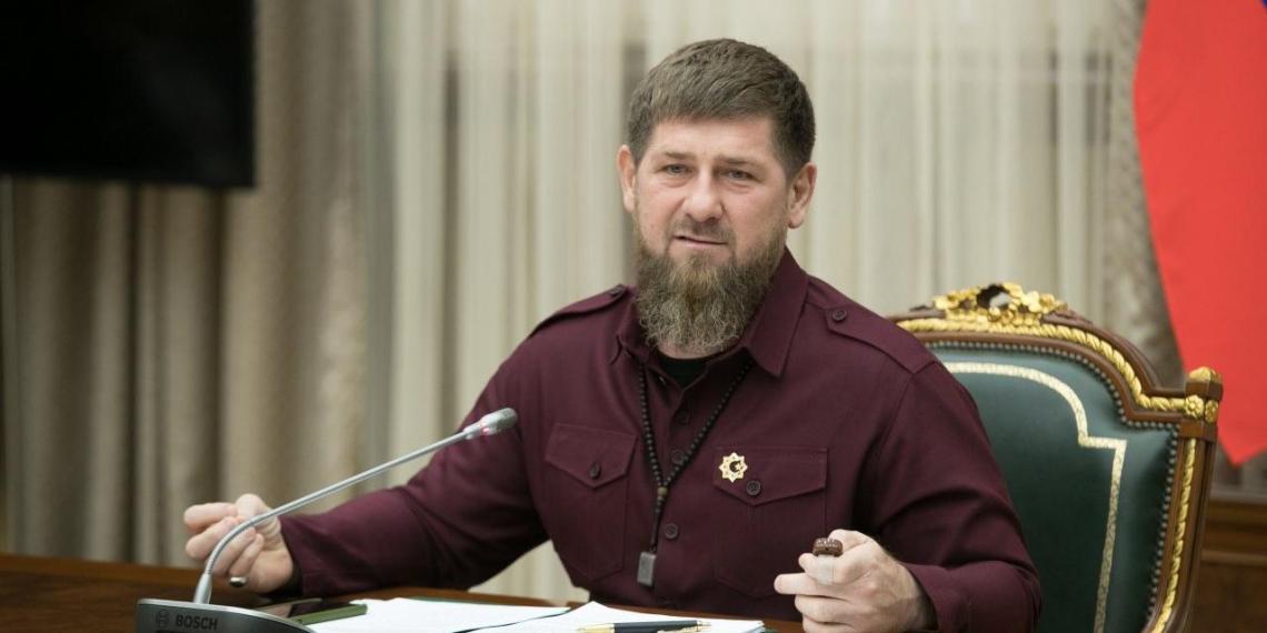 Кадыров в очередной раз  проклял Сталина