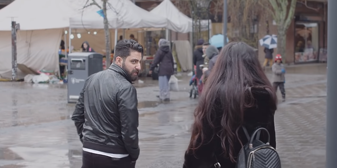 В Швеции вышла государственная реклама для арабов, оскорбляющая шведов