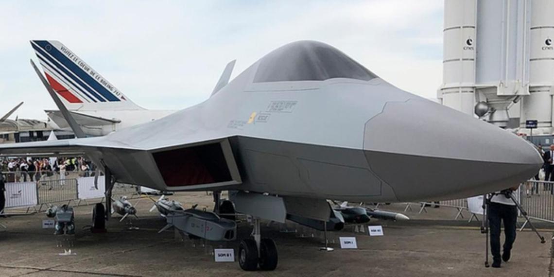 В России нашли подходящий двигатель для новейших турецких истребителей TF-X