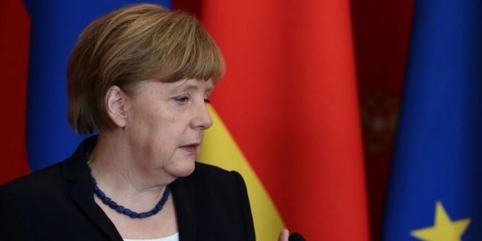 Немецкие журналисты узнали о цели визита Меркель в Москву