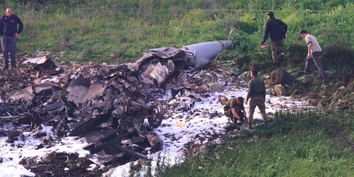 ПВО Сирии подбили самолеты Израиля в ответ на авиаудары по ее территории