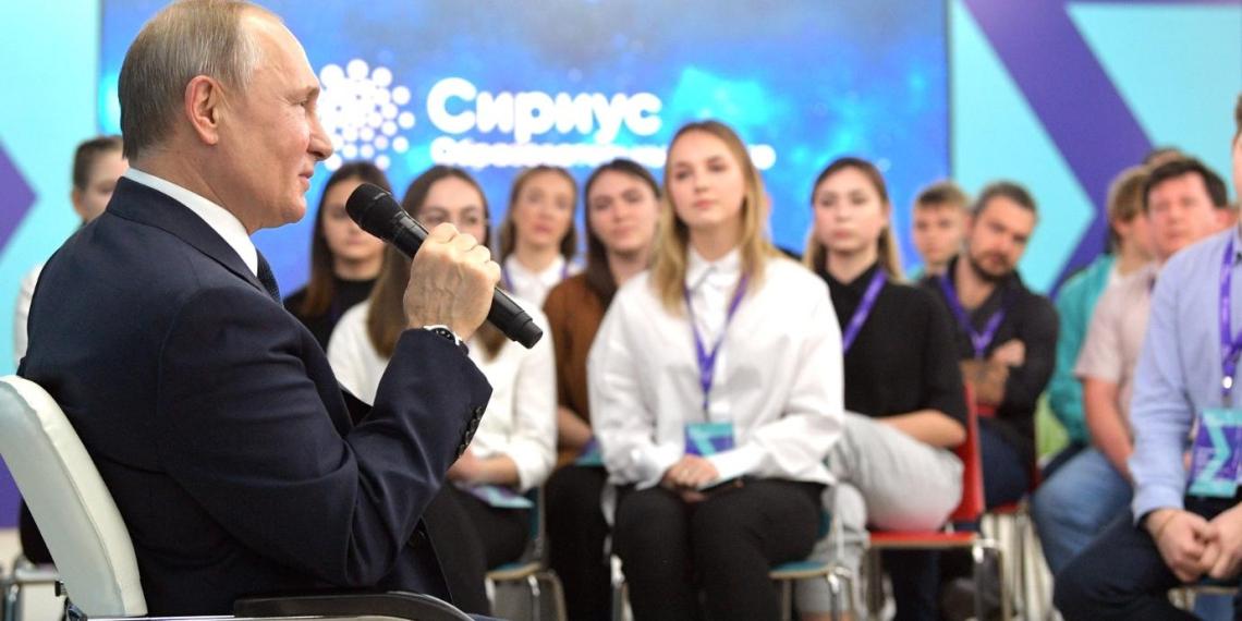Путин анонсировал совместное совещание Госсовета и совета по науке