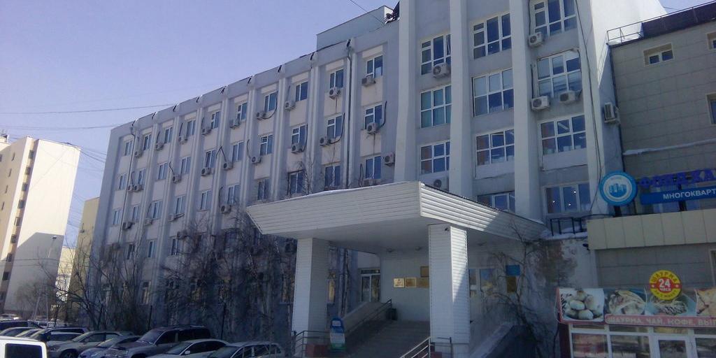 Мэр Якутска продает здание администрации