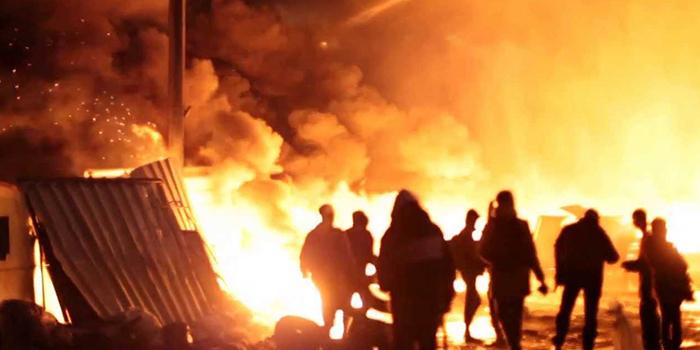 Внутренние войска МВД РФ отработали подавление аналогичных Майдану беспорядков