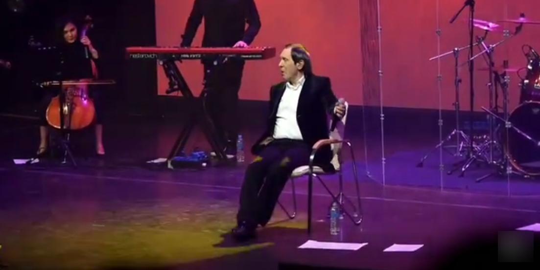 """""""Горько плакал"""": певица рассказала о состоянии Николая Носкова после инсульта"""