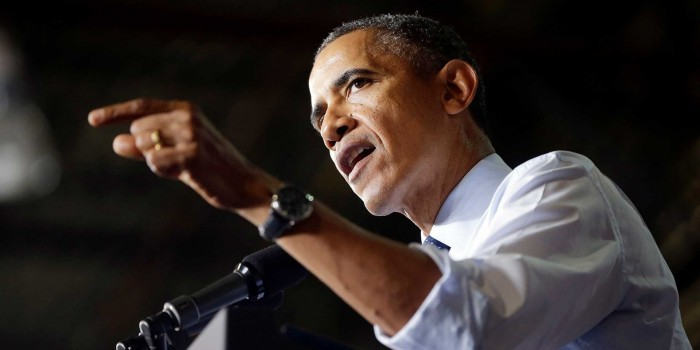 """""""Он любит этого парня"""": Обама обвинил Трампа в подражании Путину"""