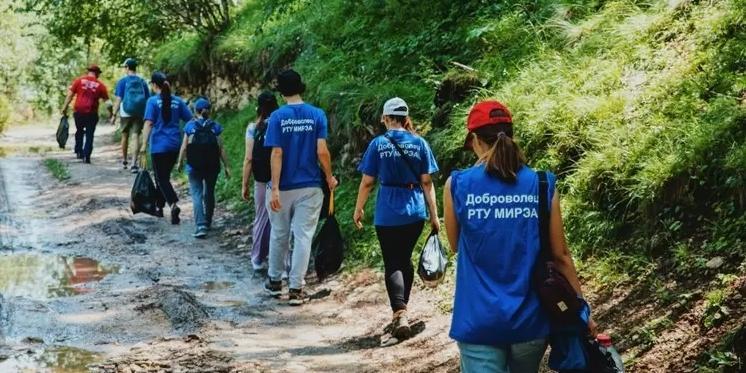 Студенты РТУ МИРЭА рассказали о причинах, побудивших их стать волонтерами