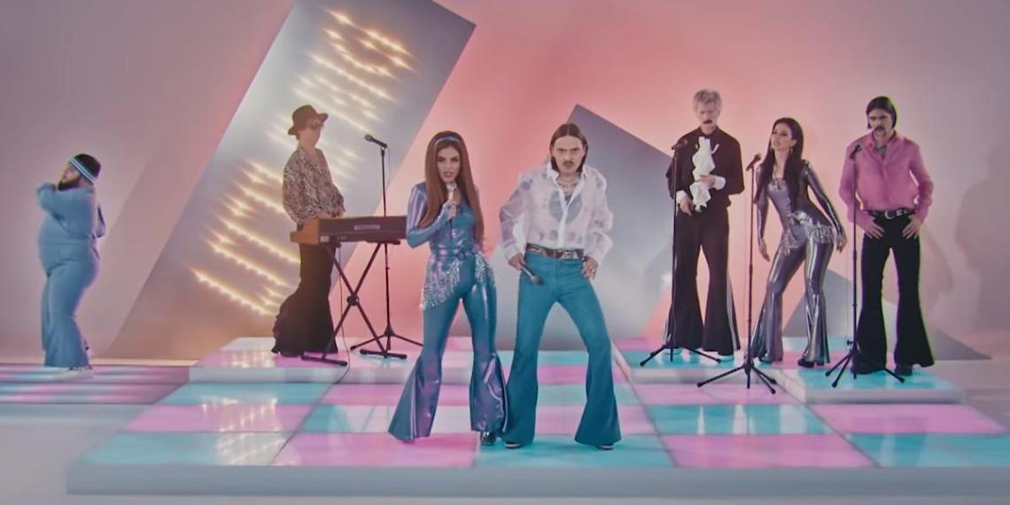 """""""Абсолютная смена стиля"""": в Германии оценили шансы Little Big на Евровидении"""