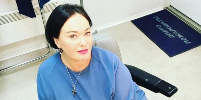 СМИ узнали имя нового возлюбленного Ларисы Гузеевой