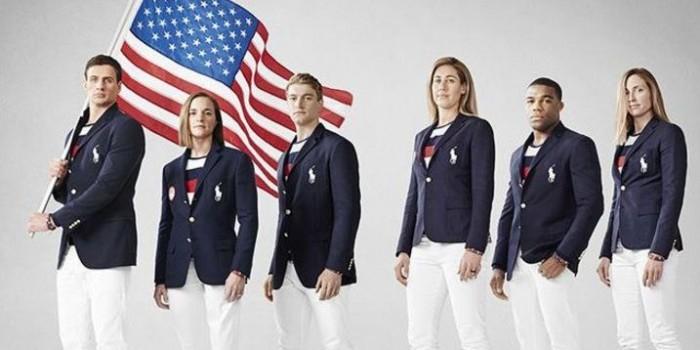 На форме олимпийской сборной США увидели российский флаг