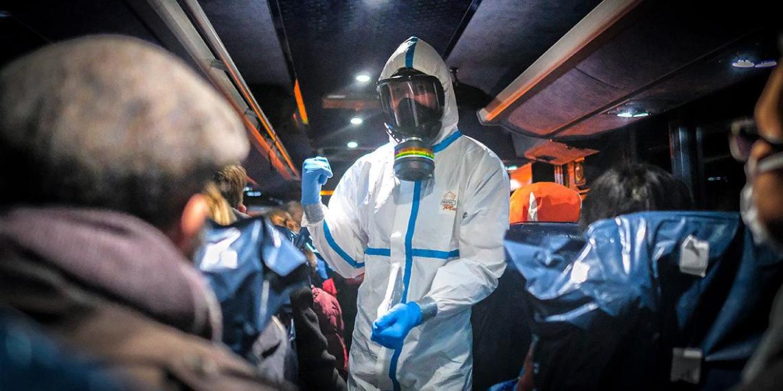 В Китае разработали вакцину против коронавируса