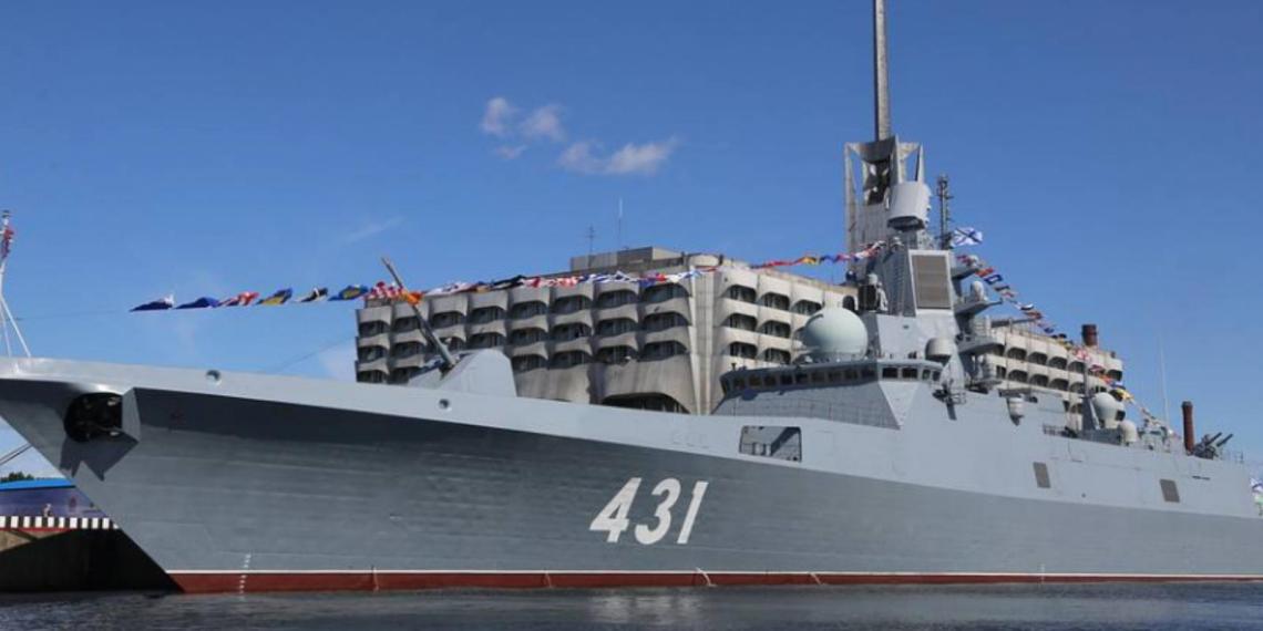 ВМФ России впервые за 10 лет проведёт совместные учения со странами НАТО