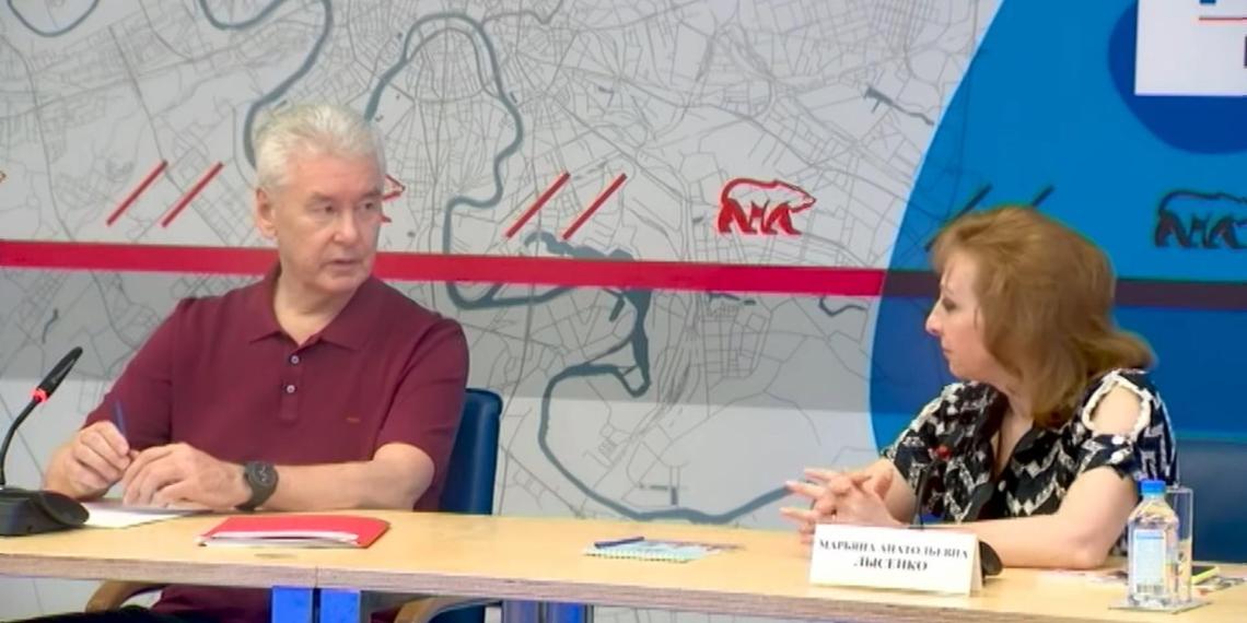 Собянин сообщил о планах по реабилитации переболевших коронавирусом