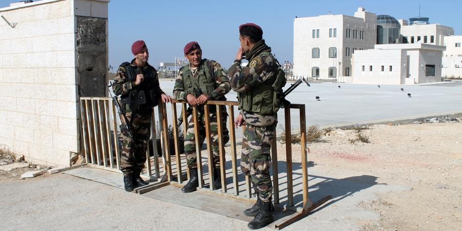 Израильская армия блокировала столицу Палестины