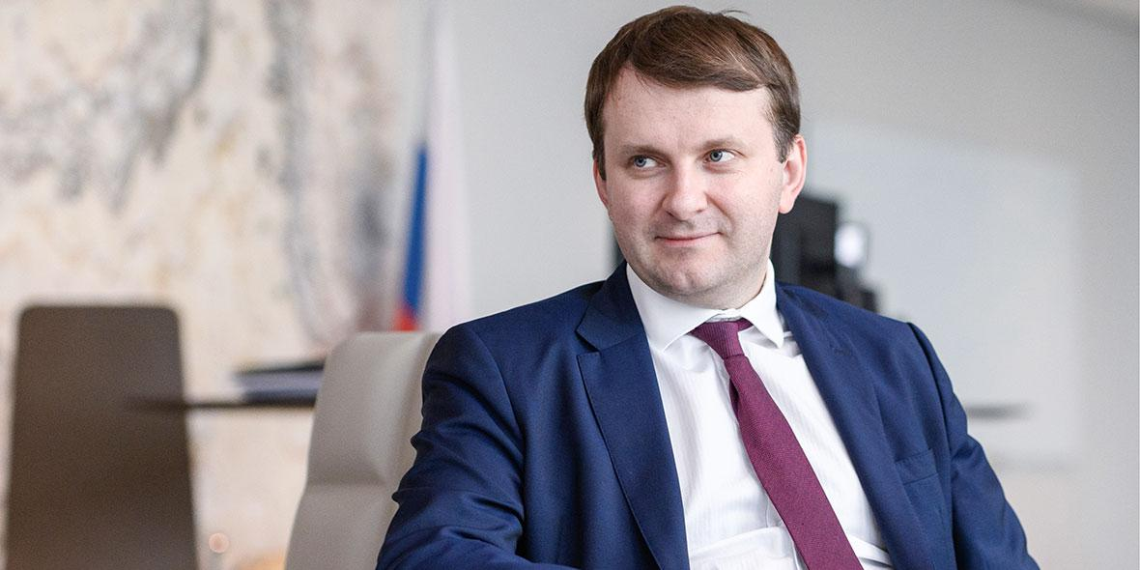 Орешкин пообещал максимальный контроль со стороны Кремля за исполнением нацпроектов
