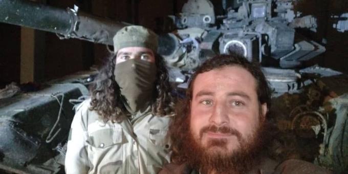 В Сирии боевики атаковали армию на трофейном Т-90