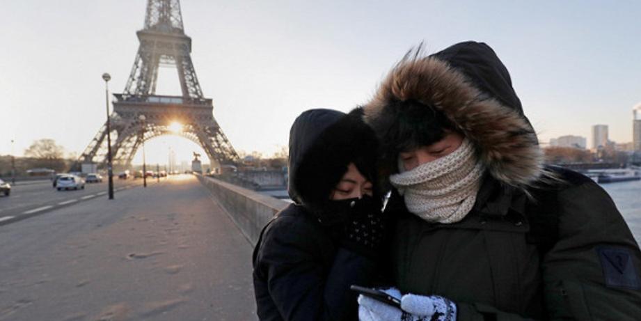 В Европе зафиксирована первая смерть от коронавируса