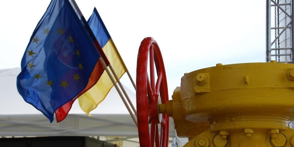 Европа оставила Украину без газа в холодный сезон