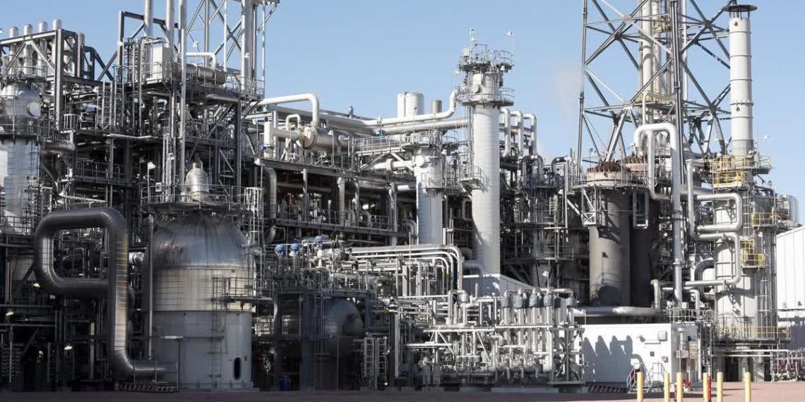 Британские заводы закрываются из-за высоких цен на газ