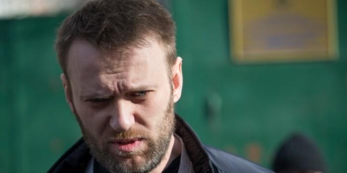 УФМС заподозрила Навального в использовании чужих документов