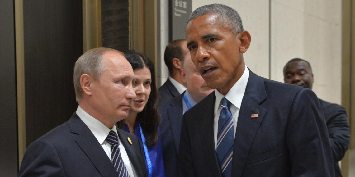 """Болтон рассказал о просьбе Обамы к Путину """"не идти дальше аннексии Крыма"""""""