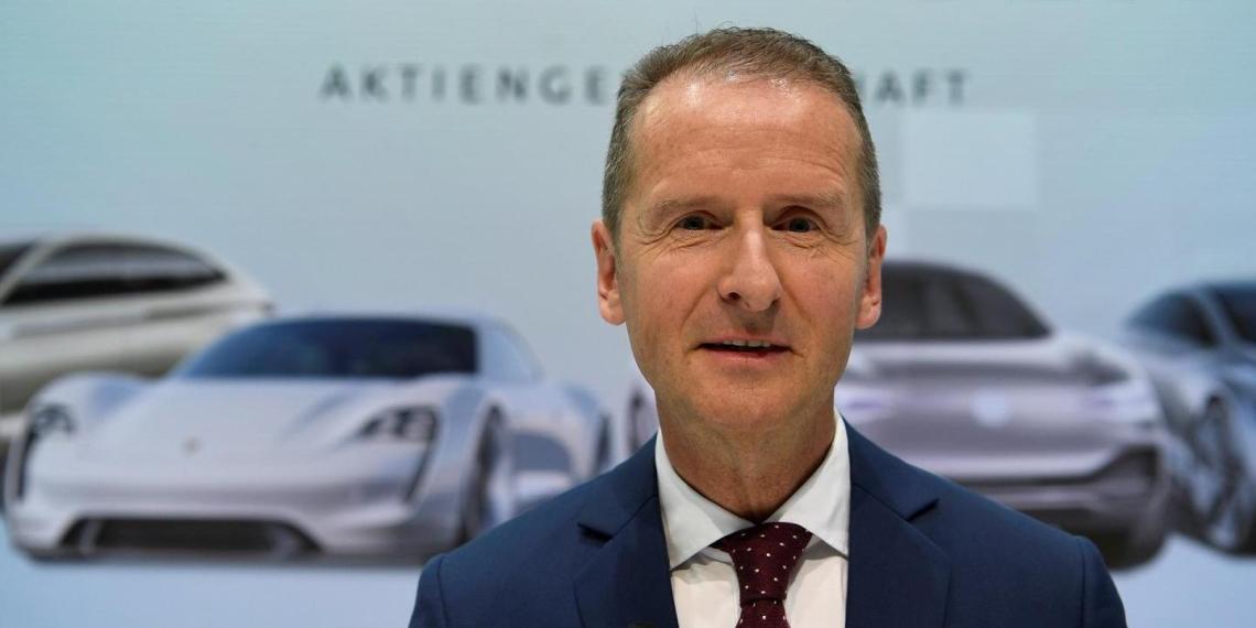 Глава Volkswagen отказал водородным автомобилям в будущем