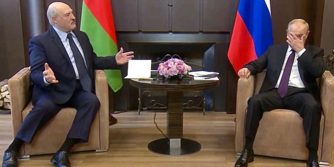 Россия даст Белоруссии кредит на 112 млрд рублей