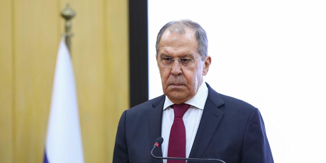 Лавров предостерег Турцию от подпитки милитаристских настроений Киева