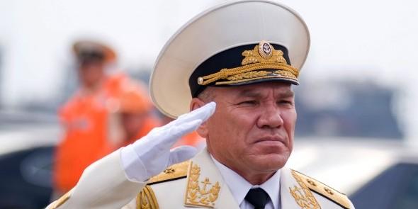"""Шойгу отстранил командующего Балтийским флотом за """"искажение реального состояния дел"""""""