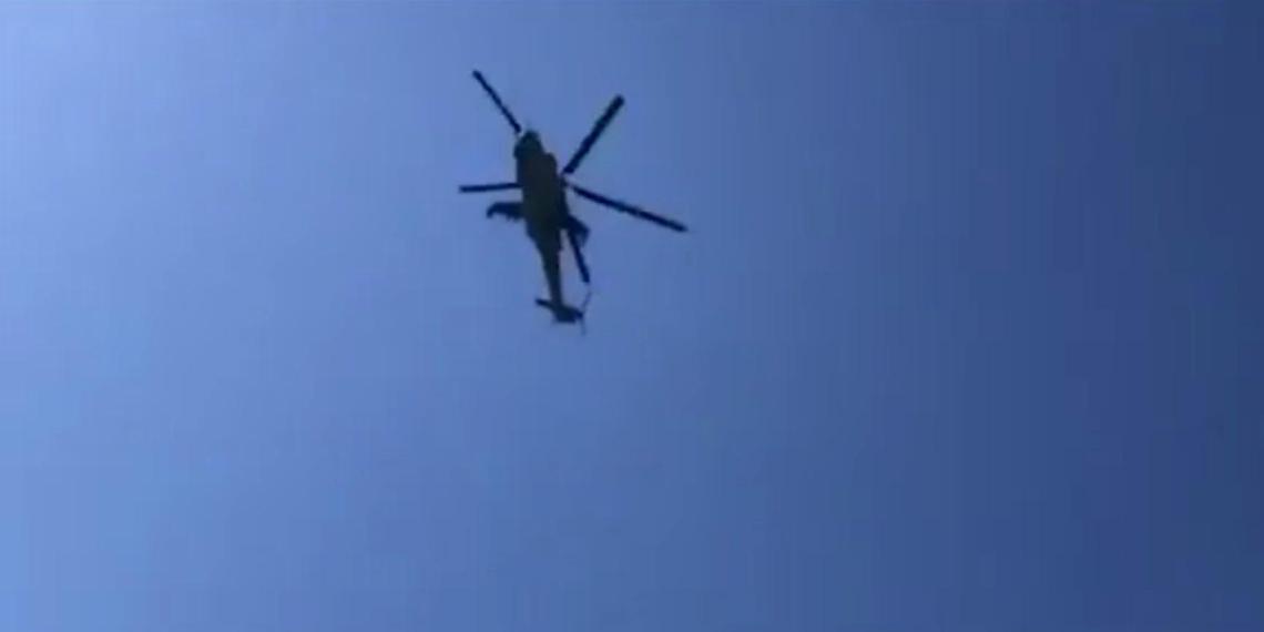 На границе Армении и Турции заметили российские военные вертолеты