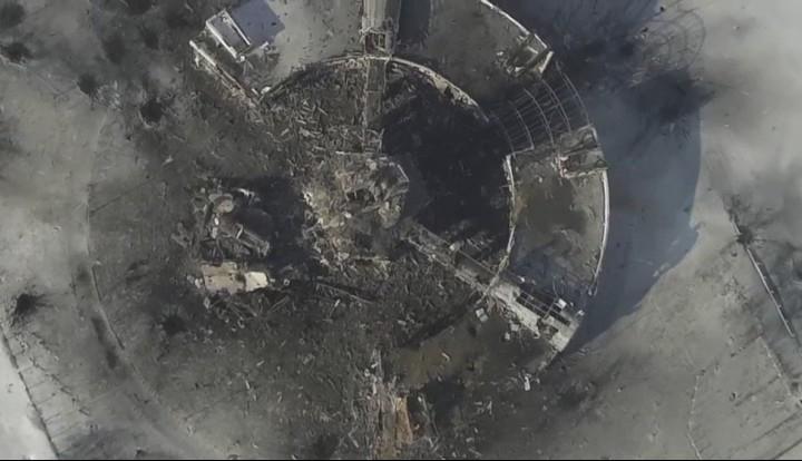 Украинские военные признали потерю аэропорта в Донецке